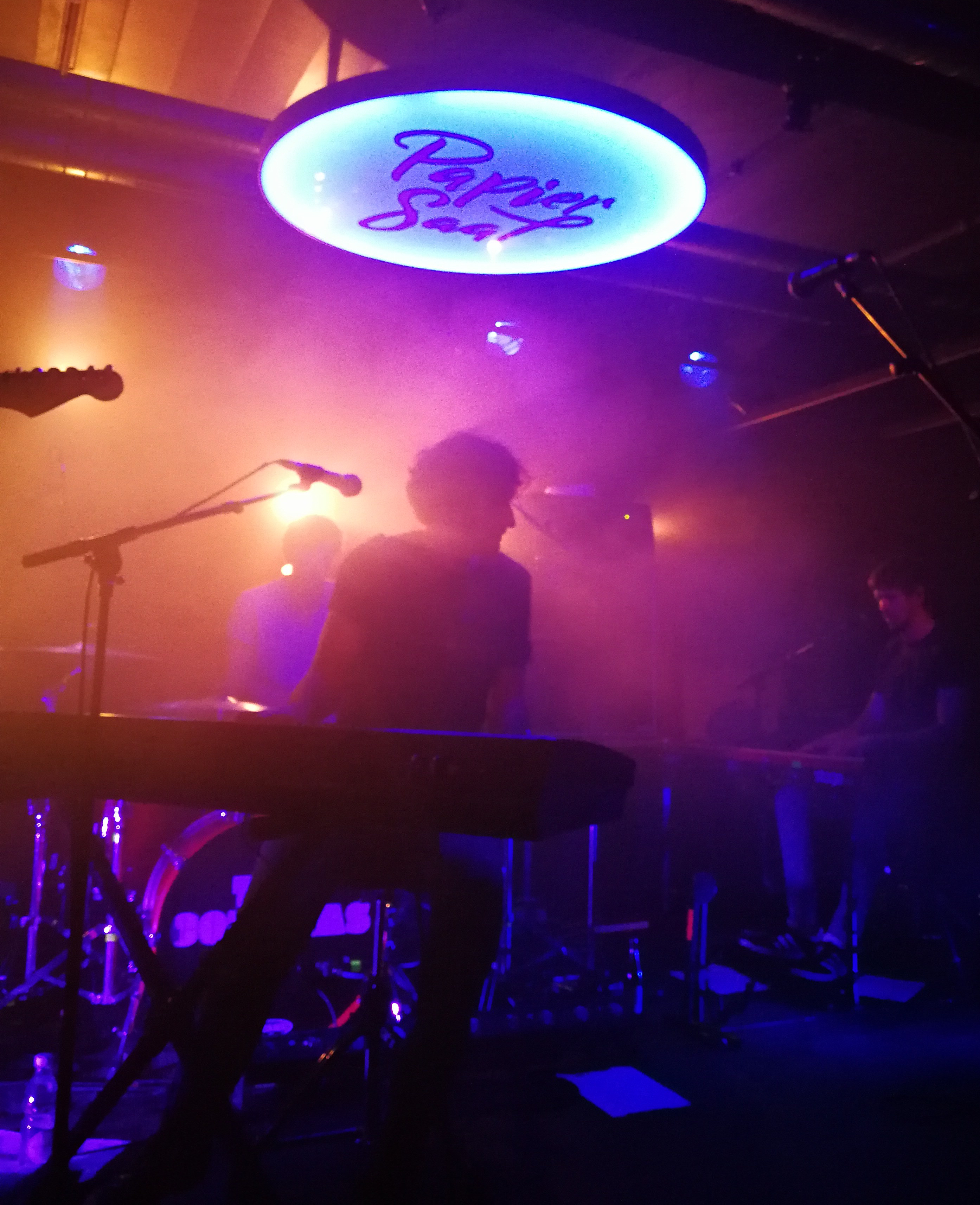 The Coronas at Papiersaal
