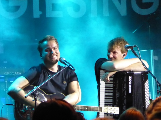 Steffen und Klaus